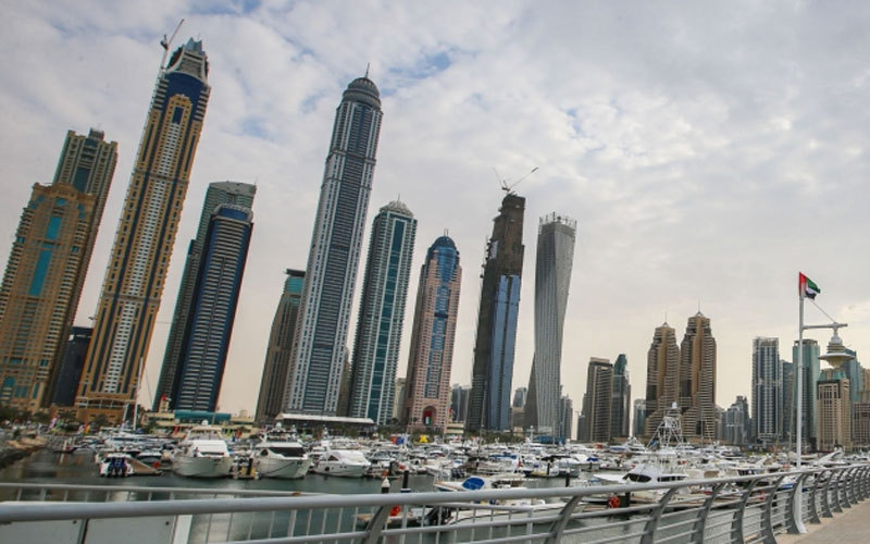 الصورة: «المكتب الإعلامي» ينفي تصفية أي مشروعات عقارية في دبي