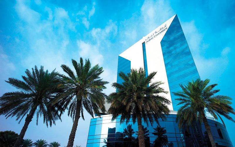 الصورة: 146.7 مليار درهم صادرات وإعادة تصدير أعضاء «غرفة دبي» بالنصف الأول