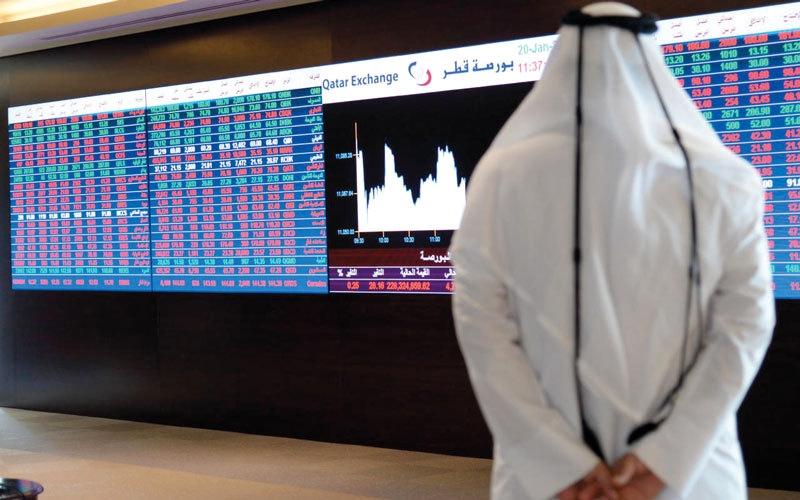 الصورة: بورصة الدوحة تتراجع مع بيع مستثمرين أجانب أسهمهم