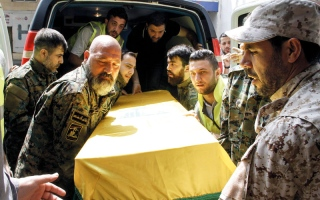 الصورة: 70 % من جرود عرسال في يد «حزب الله»