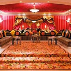 الصورة: الأجنحة الملكية في فنادق دبي..رفاهية عصرية وإطلالات ساحرة