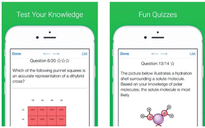 التطبيق يغطي موضوعات حيوية عدة. من المصدر