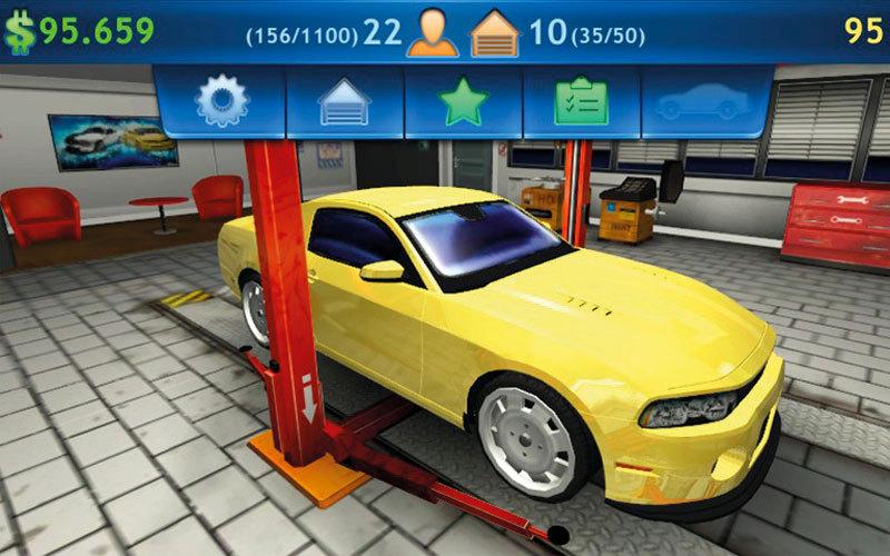 التطبيق يقدم نماذج ثلاثية الأبعاد للسيارة.  من المصدر