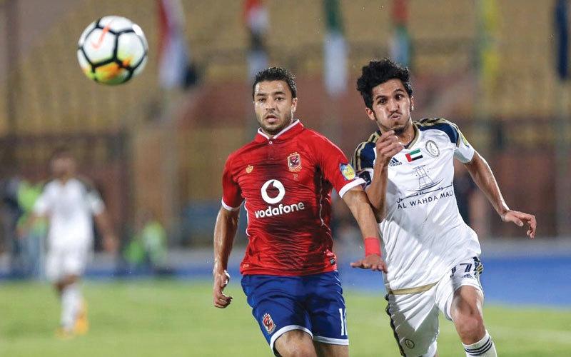 الصورة: ريجيكامب: الوحدة خسر البطولة العربية وكسب حارس المستقبل