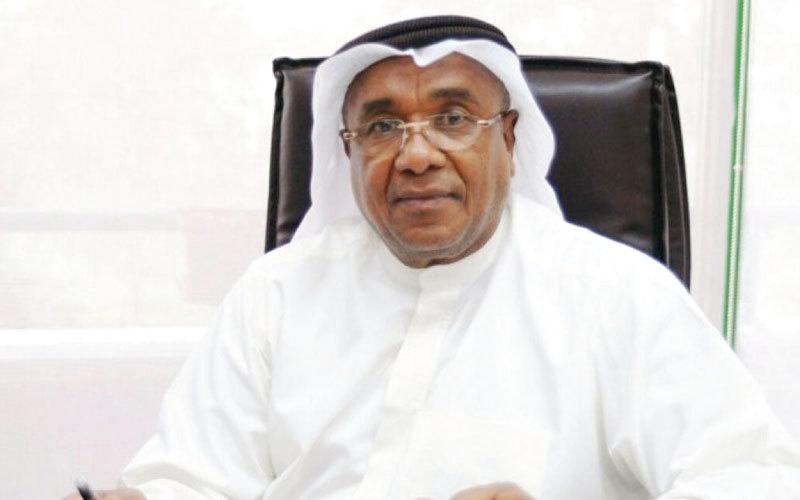 الصورة: مطر سرور نائباً للمدير التنفيذي في شباب الأهلي - دبي