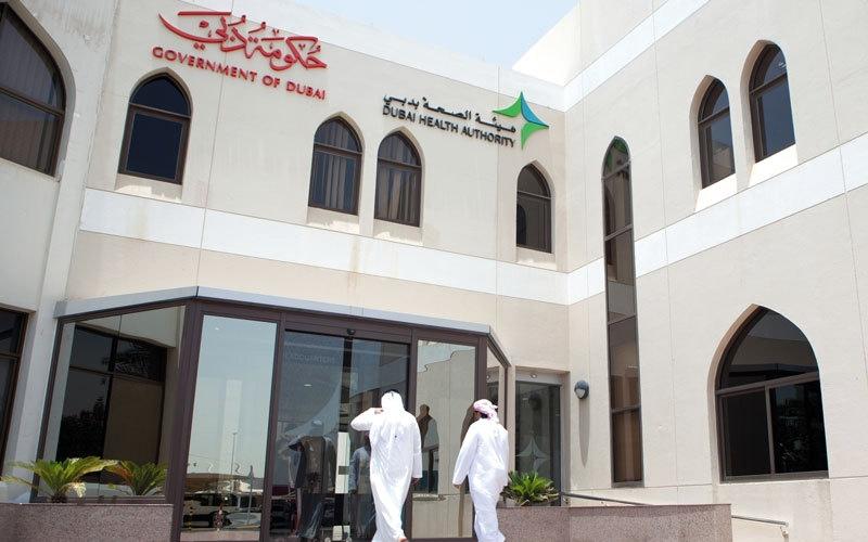 الصورة: بن كلبان: خطة توسعية شاملة لمستشفيات «صحة دبي»