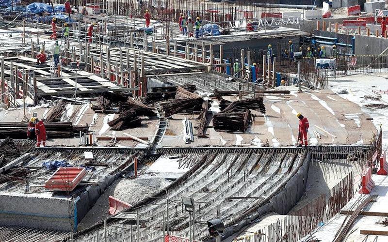 الصورة: قطر تساعد كوريا الشمالية من خلال تشغيل العمال الكوريين