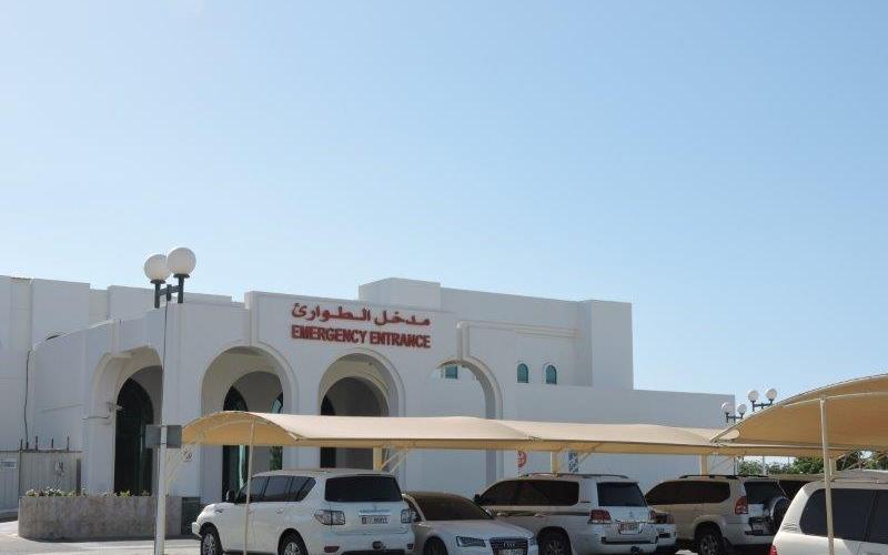 """الصورة: """"مساندة"""" تنجز مشروع تجديد """"طوارئ مستشفى الرحبة"""" في أبوظبي"""