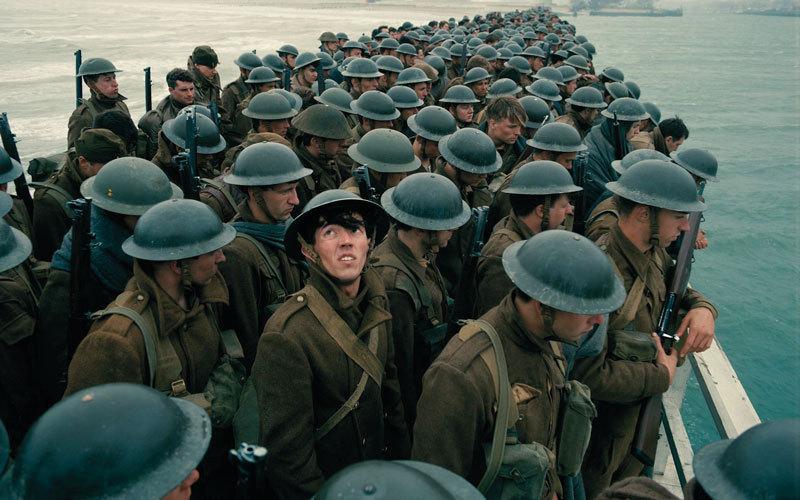 «دنكيرك».. كريستوفر نولان يعيد تعريف سينما الحرب العالمية الثانية