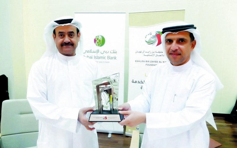 الصورة: «دبي الإسلامي» يدعم البرنامج التعليمي لـ «خليفة الإنسانية» بـ 4 ملايين درهم
