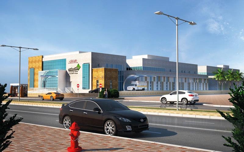 الصورة: مشروعات إنشائية وأعمال تحديث وتطوير في «صحة دبي»