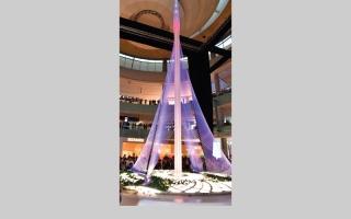 """الصورة: بالفيديو .. معلومات عن """"برج خور دبي"""""""