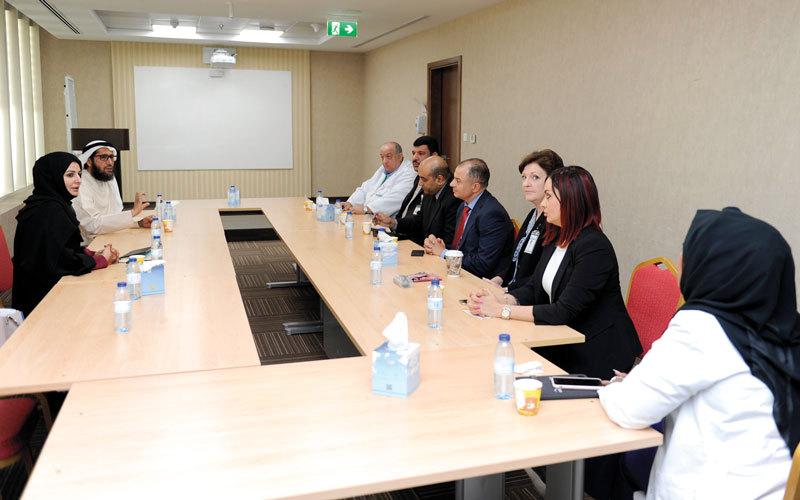 «صحة دبي» ستشهد اجتماعات عدة لإضافة المزيد من المنشآت الخاصة للمبادرة. من المصدر
