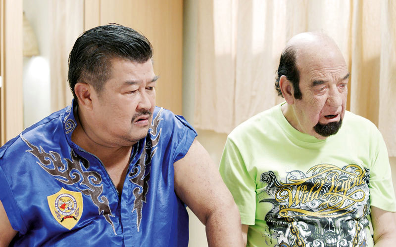 «ضحي» الإماراتي يواجه مقاتلاً شرساً في تايلاند