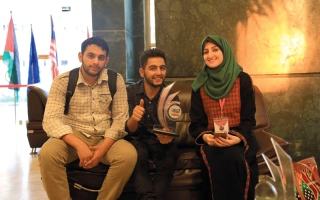 الصورة: «مشورجية غزاوية».. مشروع ناشطة شبابية لإظهار جمال مدينة محاصرة