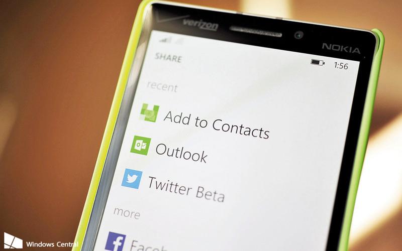 Add to Contacts.. لإضافة معلومات الاتصال إلى جهات اتصال المستخدم تلقائياً