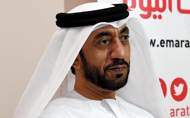 محمد مبارك الحمادي : معظم المشكلات العمالية تتعلق بطريقة احتساب المستحقات، والالتزامات التي تترتب على الطرفين.