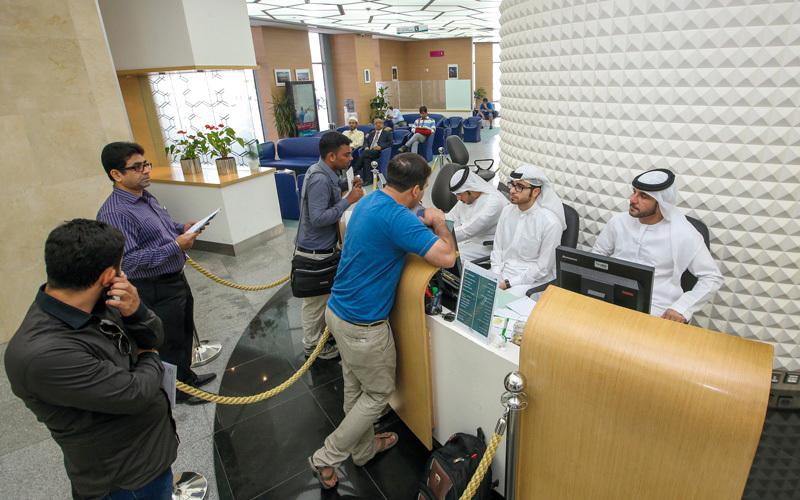 اقتصادية دبي أكدت حرصها على حماية حقوق أصحاب العلامات والوكالات التجارية. تصوير: أشوك فيرما