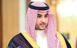 الصورة: السفير السعودي في واشنطن: سياسات قطر تهدد أمننا الوطني