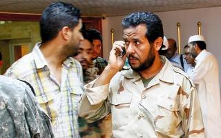 الصورة: قطر تدعم الجماعات المتطرفة الليبية وتعطّل التوصل إلى حل للصراع