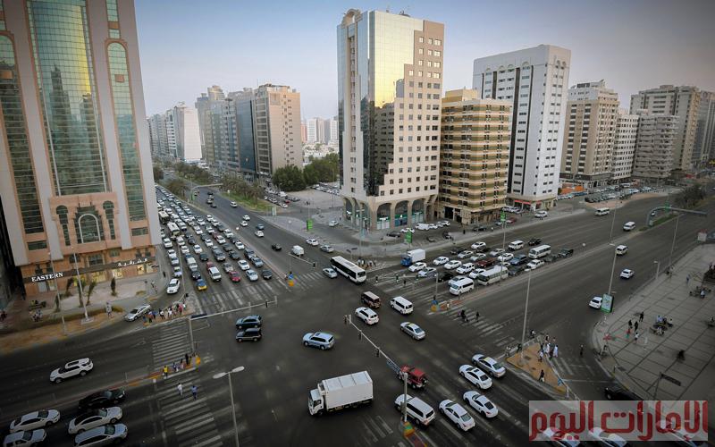 تطور عمراني في أبوظبي