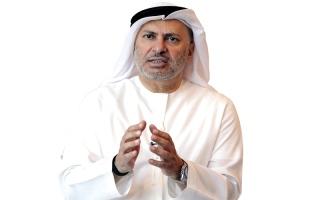 الصورة: قرقاش: الأزمة مع قطر سياسية بامتياز والمشكلة ليست في الشعوب