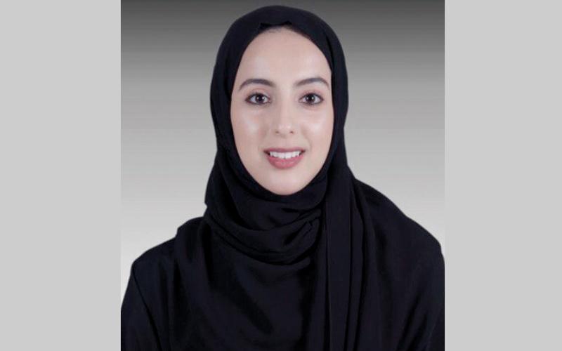 شمّا المزروعي: قيادة الإمارات صنعت للعالم نموذجاً هو الأفضل في تمكين الشباب والتفاعل معهم والثقة بقدراتهم.