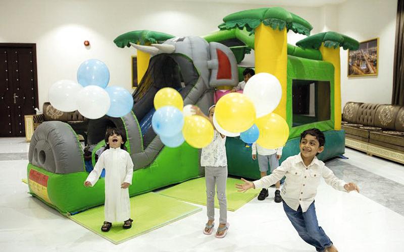 960 طفلاً وطفلة   في «أوحلة» يختتمون «قيض الخير»