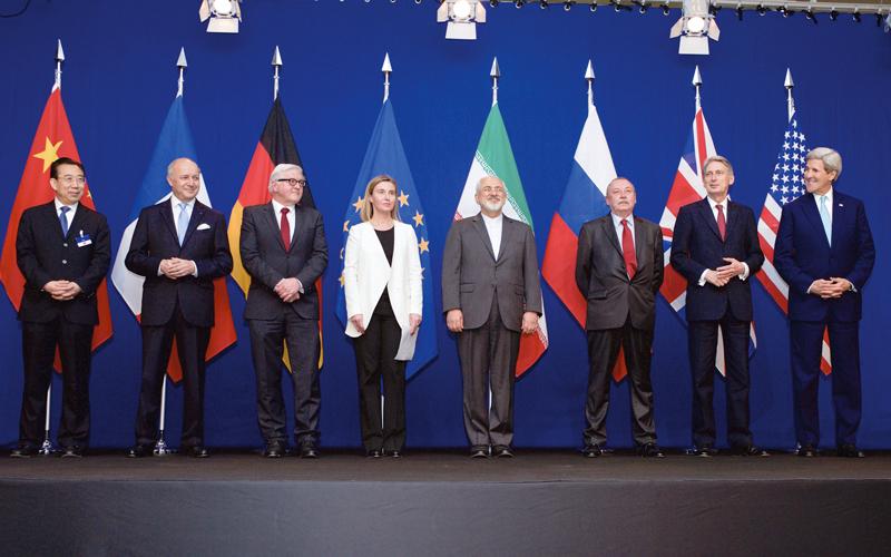 الاتفاق النووي أعطى طهران الفرصة لتطوير أسلحتها النووية.  أرشيفية