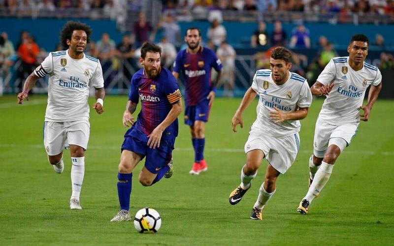 الريال خسر آخر مباراتين في الكلاسيكو رسمياً وودياً أمام برشلونة. الإمارات اليوم