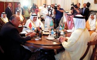 الصورة: بعد شهرين على المقاطعة.. قطر لاتزال في حالة عدوانية