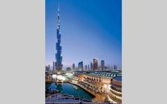 الصورة: «وسط مدينة دبي».. قلب العالم الحاضر