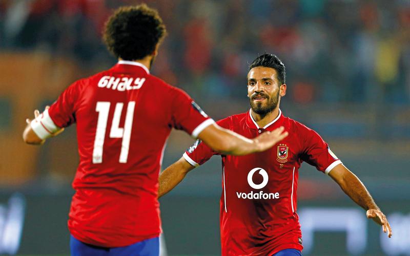 الأهلي يطلب من المصري ثنائية «الدوري والكأس» - الإمارات اليوم