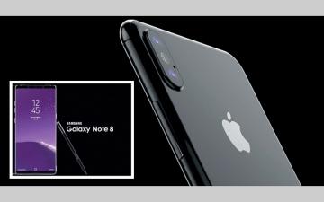 الصورة: «بيزنس إنسايدر» يرشح 5 بدائل لـ «آي فون 8»