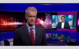 """الصورة: في حديثه لـ """"بي بي سي"""".. مدير عام """"الجزيرة"""" يقر  بوجود انتهاكات قطرية في مجال حقوق الإنسان"""