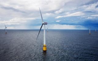 اقتراب موعد تشغيل أول محطة عائمة لطاقة الرياح البحرية على نطاق تجاري في العالم