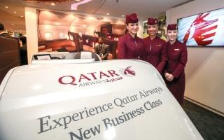 الصورة: الخطوط الجوية القطرية تواجه فترة عصيبة ووضعاً مالياً معقّداً