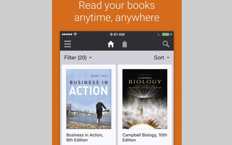 Bookshelf.. لتحميل الكتب الدراسية ومزامنة بياناتها عبر الـ «ويب»