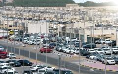 الصورة: تأجير 95% من معارض «سوق الحراج» بالشارقة