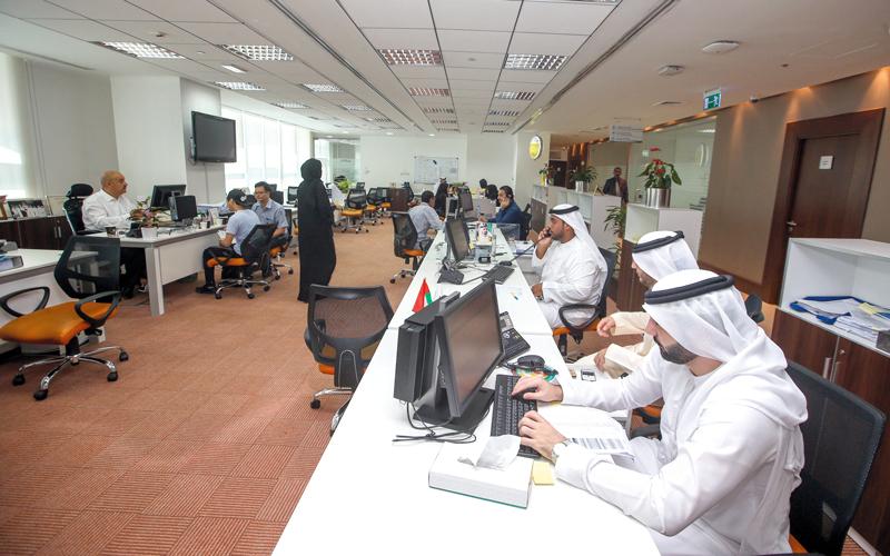 التاجر أثنى على جهود اقتصادية دبي ودورها الكبير في حماية حقوق المستهلكين والتجار. تصوير: أشوك فيرما