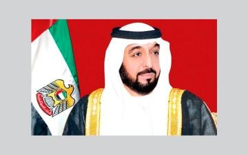 الصورة: رئيس الدولة يصدر مراسيم بالمصادقة على اتفاقيات دولية وثنائية
