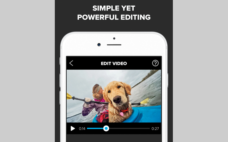 Splice - Video Editor.. إعداد احترافي لمقاطع فيديو وتشاركها مع الشبكات الاجتماعية