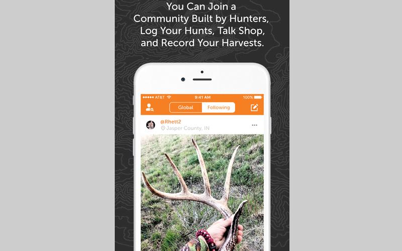 التطبيق يناسب صائدي الغزلان والبط والأرانب البرية. من المصدر