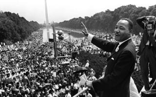 الصورة: «عندي حلم».. الخطاب الأكثر بلاغة في تاريخ العالم لـ«مارتن لوثر كينغ»