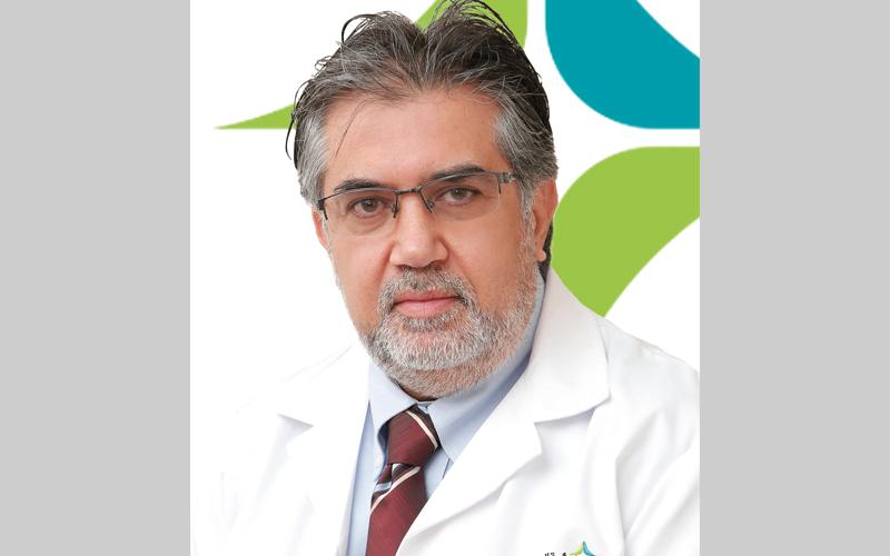 الدكتور فوزي الصفدي : التقنية تساعد بشكل فاعل في اعتماد الجراحة عن طريق المنظار، عوضاً عن فتح الصدر، كما أنها تتميّز بالدقة وسهولة التطبيق.