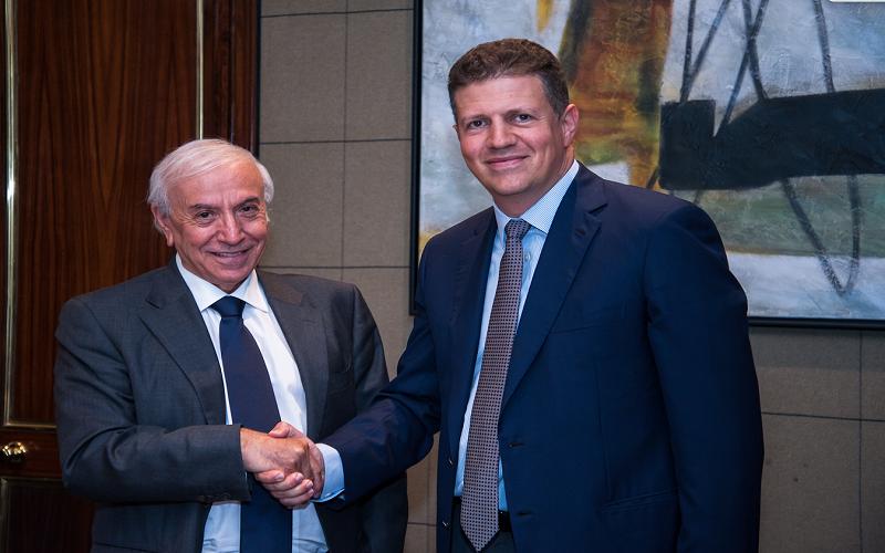 الصورة: حكومة إقليم كردستان العراق وائتلاف شركات بيرل في اتفاق تسوية نهائية