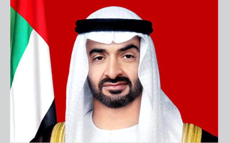 الصورة: محمد بن زايد يصدر قرارين بتعيين وكيل دائرة النقل و مدير عام مكتب أبوظبي التنفيذي