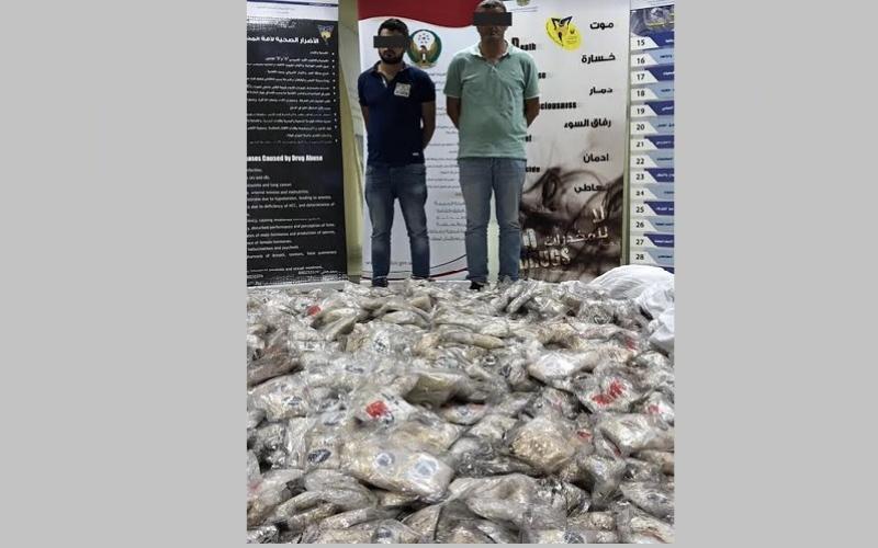 """الصورة: شرطة أبوظبي تكشف تفاصيل عملية """"شتلات الموت"""""""