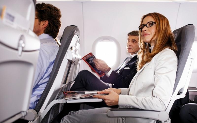 الصورة: جلطة المسافرين تهدّد المصابين بالتخثر الدموي