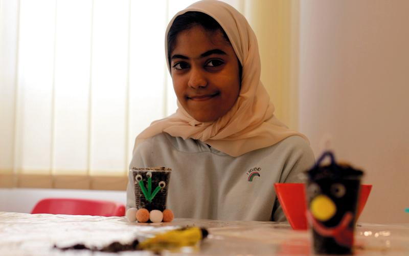 «مرشدات الشارقة» تُنمي مهارات الفتيات